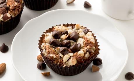 Gluten Free Chocolate Almond Muffins Recipe