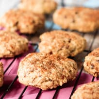 Apple Oatmeal Breakfast Cookies Recipe
