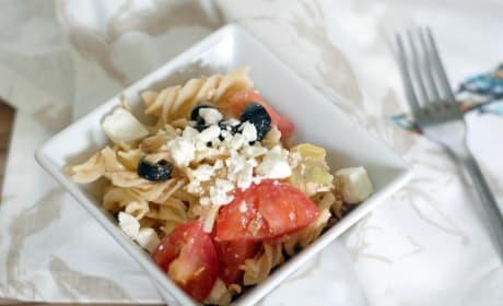 Gluten Free Pasta Salad Picture