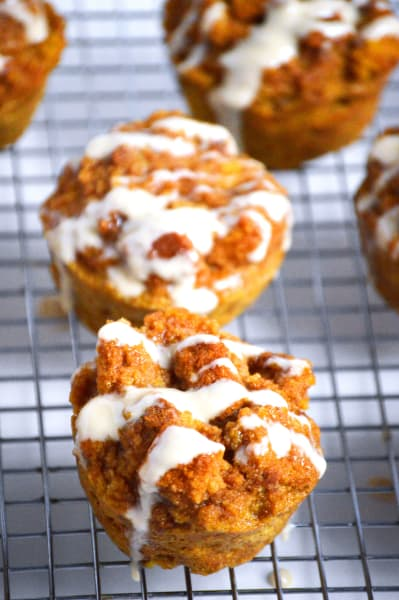 Gluten Free Pumpkin French Toast Muffins Picture