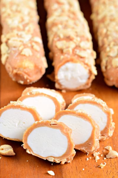 Salted Nut Roll Image