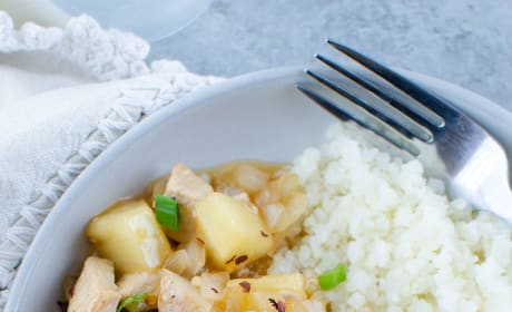 Paleo Pork Pineapple Stir Fry Pic