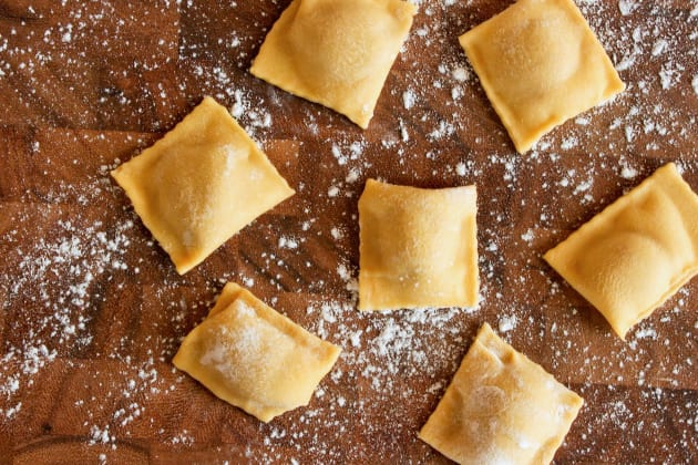 Chestnut Agnolotti Photo