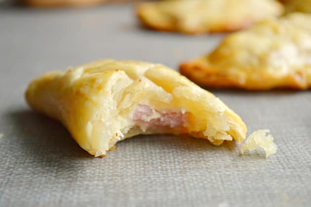 Easy Ham & Cheese Handpies Image