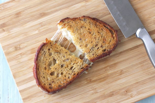 File 1 Toaster Oven Grilled Cheese Sandwich