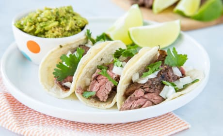Flank Steak Tacos Image