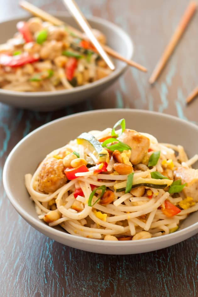 Gluten Free Pad Thai Picture