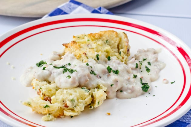 Homemade Biscuits And Gravy Food Network
