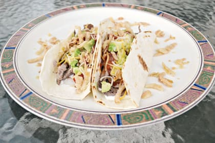 Steak and Crispy Onion Tacos: Grilling Perfection for Kids and Adults Alike