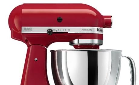 KitchenAid Artisan Mixer - 5-Quart Stand Mixer