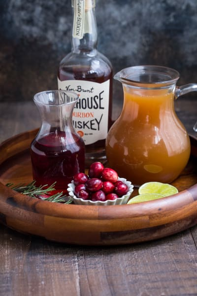 Cranberry Cider Mule Picture