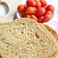 Asiago Sun-Dried Tomato Bread