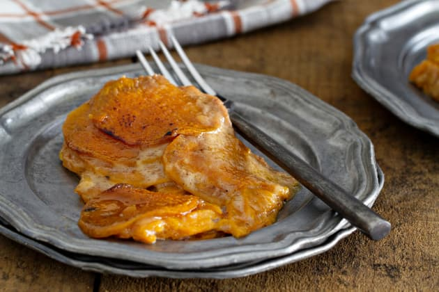 Sweet Potato Gratin Photo