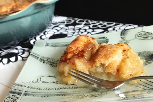 Apple Dumplings Picture