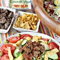 Cinco de Mayo Taco Salad