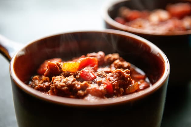 Easy Three Bean Chocolate Chili Photo