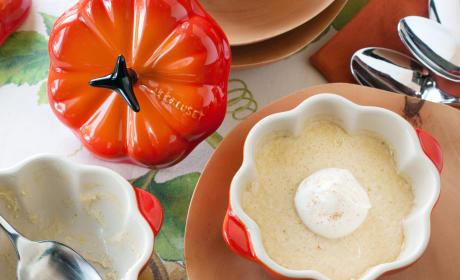 Maple Pots de Creme & Le Creuset Giveaway!