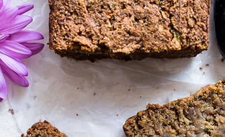 Vegan Zucchini Bread with Five Spice Pic