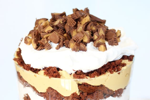 Peanut Butter Cup Trifle Photo