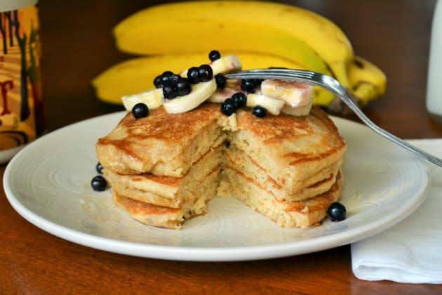 Quinoa Pancakes Picture