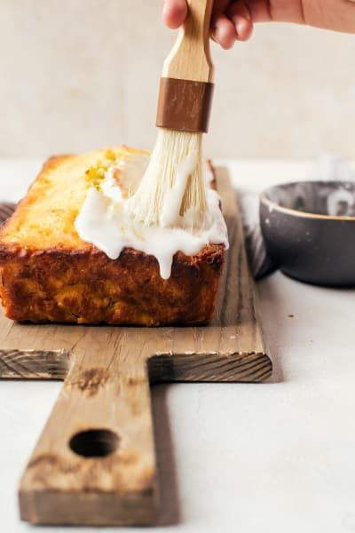 Lemon Zucchini Bread Image