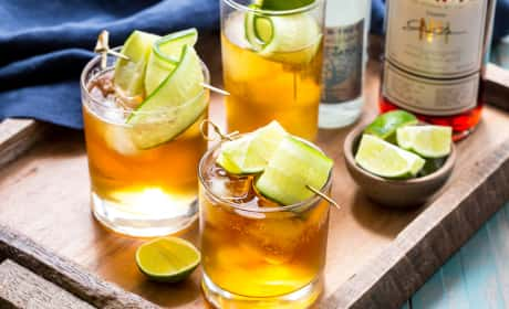 Pimm's and Tonic Recipe
