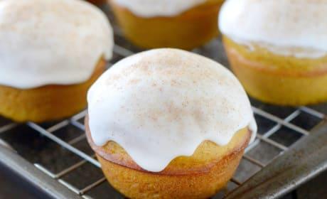 Cinnabon Pumpkin Muffins Recipe