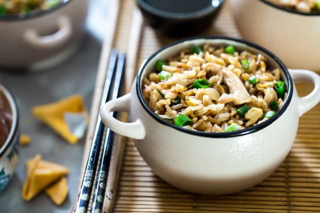 Easy Chicken Fried Rice Photo