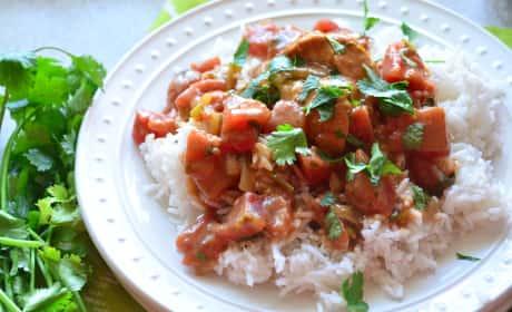 Slow Cooker Chicken Tikka Masala Recipe