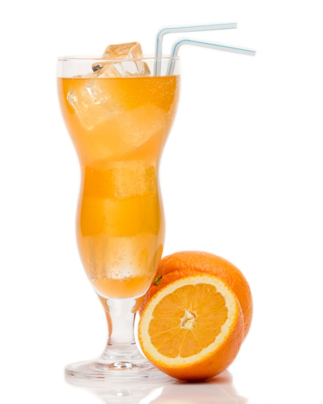Hurricane Cocktail Picture