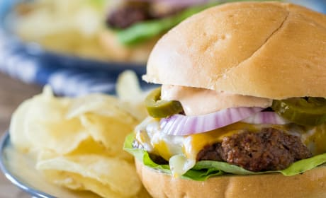 Texas Heat Burgers Recipe