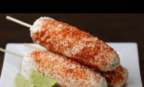 How to Make Mexican-Style Street Corn