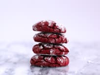 Red Velvet Cookies Photo
