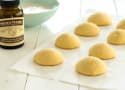 香草豆瓣饼干