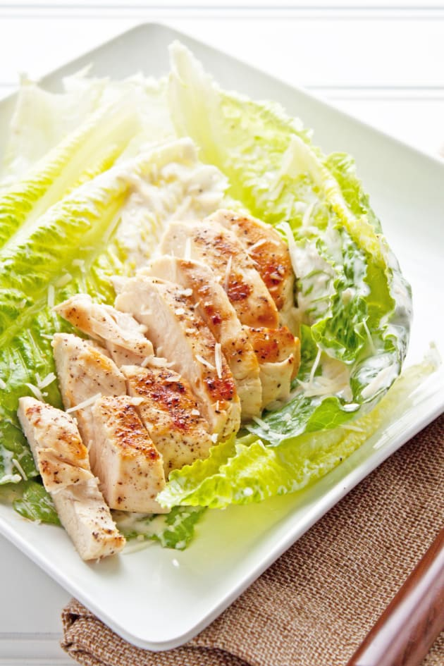 Homemade Caesar Salad Dressing Food Network