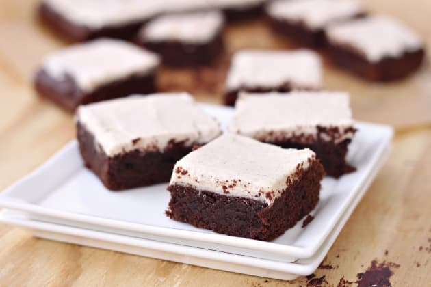 Mexican Chocolate Brownies Picture
