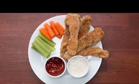 How to Bake Delicious Parmesan Chicken Strips
