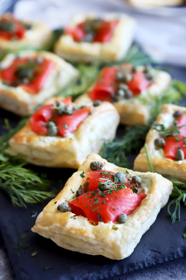 File 2 - Smoked Salmon Avocado Cream Cheese Pastries