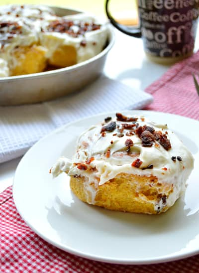 Sweet Potato Cinnamon Rolls Pic