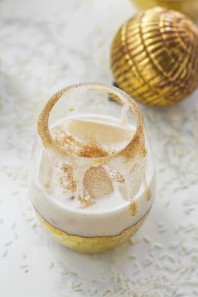 Horchata Margaritas Image