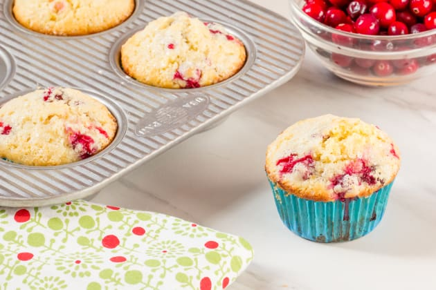 Cranberry Orange Muffins Image