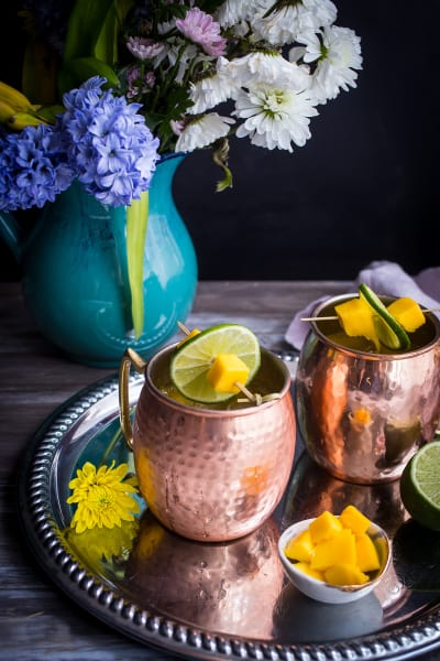 Mango Moscow Mule Picture