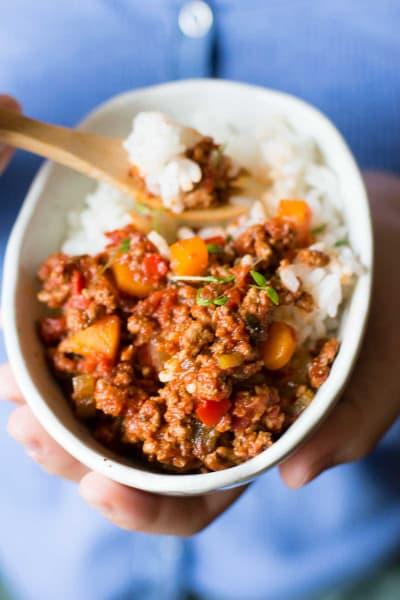 Chili Con Carne Pic