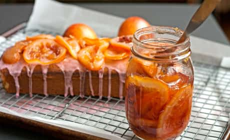 Candied Orange Slices Recipe