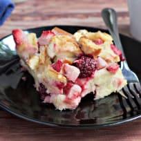 Overnight Berry French Toast Recipe