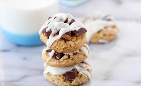 Soft Peanut Butter Cup Cookies Recipe