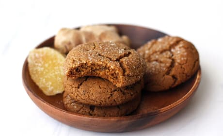 Triple Ginger Cookies Image