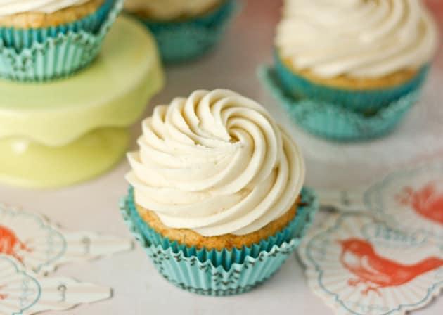 Banana Cupcakes Photo