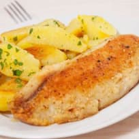 Healthy Crumb Air Fryer Cod With A Lemon Aftertaste