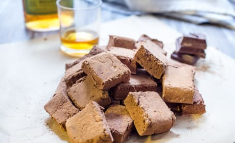 Chocolate Whiskey Marshmallows Recipe